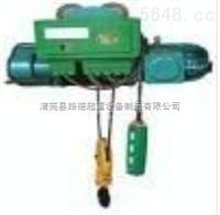 供应BCD型防爆电动葫芦 路德精品